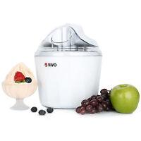 Gourmet Ice Cream Gelato Frozen Yoghurt Sorbet Maker Machine Homemade Summer NEW