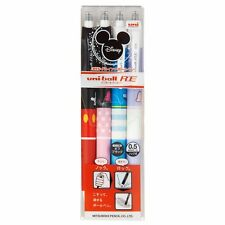 UNI uni-ball RE 0.5 Disney Series Erasable Gel Ink Roller Ball URN-200D-05 4C FS