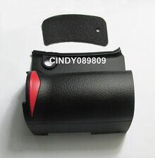 Front Hand Grip Rubber + Small Thumb Back Rear Rubber Unit For Nikon D80 Camera