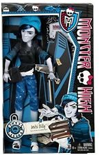 Monster High Dolls Stand Male Boy Scaremester Invisi Billy Accessories Collector