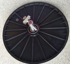 Precor EFX 5.17 ASSY INPUT SHAFT 5.17 Step Up Pulley Flywheel Elliptical