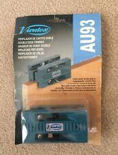Virutex AU-93 Double Sided Edge Trimmer Veneer Edge banding New in Packaging