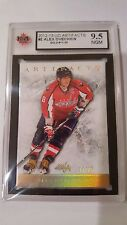 Alex Ovechkin 2012-13 UD Artifacts Gold #11/25 KSA Graded 9.5!!