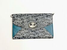 Official Disney's The Nightmare Before Christmas Womens Wallet Teal