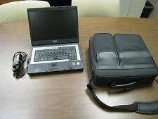 "Dell Inspiron B130 15.4"" Notebook 1.40GHz Celeron 40GB 1GB RAM w/Adapter & Case"