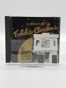 A Night At Eddie Condon's by Ed Polcer And The Condon All Stars (CD, 1992)