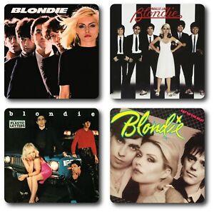 Blondie 4 Piece Coaster Set