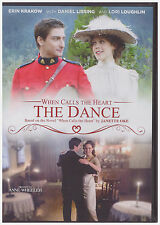 WHEN CALLS THE HEART 3 DANCE (DVD, 2014)