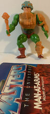 Original Man-At-Arms 1981 Taiwan HE-MAN Masters of the Universe