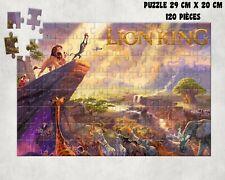 puzzle LE ROI LION / THE LION KING