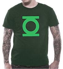 Official DC Comics Green Lantern Logo T-Shirt S XL  DC  Comics NEW