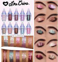 LIME CRIME Diamond Dew Liquid Shimmer Eyeshadow Lid Topper ✰ Choose Color BNIB