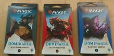 MTG Magic the Gathering Dominaria Theme Booster Pack Set of 3