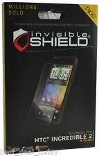 OEM Zagg Invisible Shield Screen Protector For HTC Incredible 2 ADR6350 Verizon