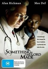 Something The Lord Made - DVD ss Region 4