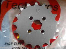 CRF 80 F 2004-10 Front Sprocket 17T (420) New