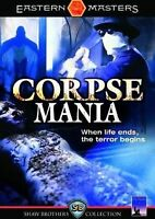 INTERNATIONAL-CORPSE MANIA / (WS DOL) DVD NEW rare sealed