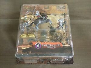 Forces Of Valor Legends 23003 Medieval Knights Of The 100 Years War Set 1/32 New