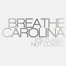 Breathe Carolina - Its Classy Not Classic [CD]