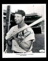 Stan Musial JSA Coa Hand Signed 8x10 Photo Autograph