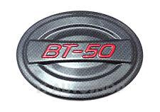 12 13 14 15 Mazda Bt-50 Pro UTE 4x4 Black Kevlar Carbon Fuel Oil Cap Tank Cover
