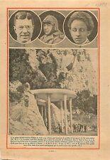 Prince Amha Selassié Asfaw Wossen Tafari Ethiopia Ethiopie/Gustave-Adolphe  1931