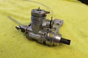 K/B 7.5 Vintage Nitro Marine Engine, W/Mount