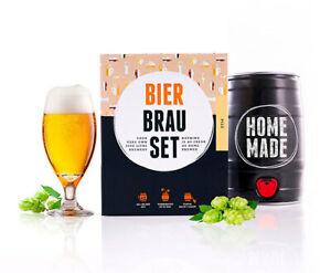 BRAUFÄSSCHEN Bierbrauset Bier zum selbst brauen NEU/OVP Pils Weizen Ale Festbier