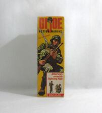 c1967 Vintage G.I Joe ✧ Action Marine ✧ R/R Stamp Hasbro Action Man VAM #2