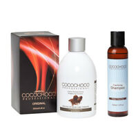 COCOCHOCO Keratin Haarglättung ORIGINAL 250 ml + Reinigungs Shampoo 150 ml