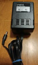 Creative AC Adapter Model TEAC-57-122900U 12V 2.9A