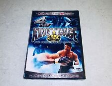 King of the Cage KOTC #5-8 DVD 4 Event Box Set NEW Mezger Lister Rampage Otsuka+