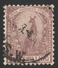 Kappysstamps Ks1985 Austrailia Nsw Scott# 118 Used Retail $6