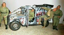21st Century toys 1:6 The Villains Urban Assault Vehicle Truck + 5 action figure