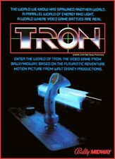 TRON Video Arcade Custom Game Stand-Up Display Stand-Up Display - Computers