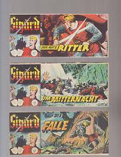 Sigurd 0,30 Nr. 1 - 87 komplett Original 1961 Lehning Verlag 2.Serie Piccolo Top