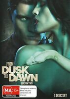 From Dusk Till Dawn : Season 2 DVD : NEW