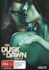 From Dusk Till Dawn: Season 2 DVD [New/Sealed]