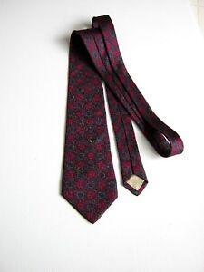 CUGINI Roma Made IN Italy Vintage 80 Original 100% Silk