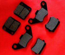 TOMBERLIN CROSSFIRE 150 150R 150CC GO KART BUGGY FRONT & REAR BRAKE PADS SET NEW
