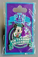 PTU WDW Trading University Disney's Pin Celebration 2008 - Logo Pin 61843 Mickey