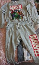 Marvel Jumper And Trousers Xl