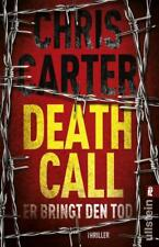 Death Call: Er bringt den Tod - Hunter & Garcia (8) - Chris Carter - UNGELESEN