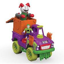 BNIB Imaginext Joker Surprise DC Super friends Batman Gotham City Figure Truck