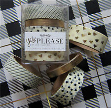 """New Line! My Mind's Eye  """"YES, PLEASE""""  Decorative Tape  [Save 30%]"""