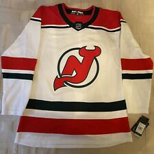 New Jersey Devils Adidas Authentic Third Alternate NHL Jersey - Size 46 Small