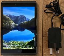 """HP Pro 608 G1 8"""" Tablet 64GB MMC, Win 10, 4GB Ram Intel Atom Z8550 (FreePost)"""