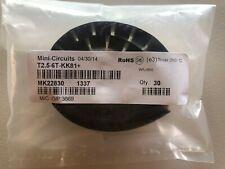 Set Of 30 Mini Circuits T25 6t Kk81 Surface Mount Rf Transformer