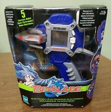 Beyblade Electronic Dranzer Shooter New In Box Vintage from 2002