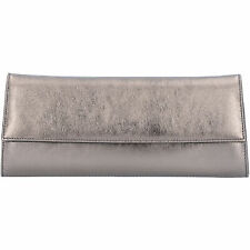 6264b4de20c5d Picard Auguri Clutch Handbag Leather Ladies 26 cm (altsilberfarben)
